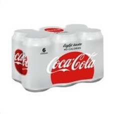 Coca Cola Light 6x330ml