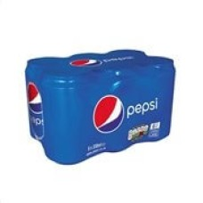 Pepsi Cola Can 330ml (6 Pack)
