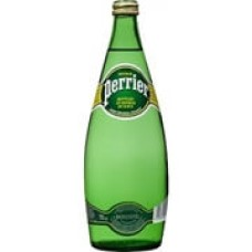 Perrier Sparkling Mineral Water Bottle 330ml (4 Pack)
