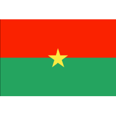 Flag of Burkina Faso - 200x120cm