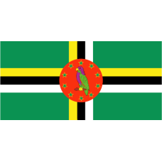 Flag of Dominica - 200x120cm