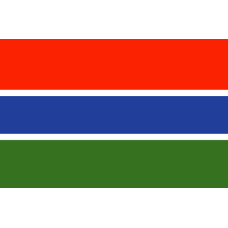 Flag of Gambia - 200x120cm