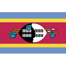 Flag of Swaziland - 200x120cm