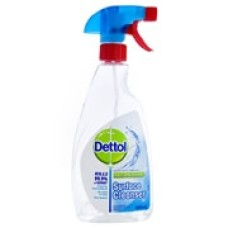 Dettol Anti-Bacterial Spray Surface Cleaner 500ml