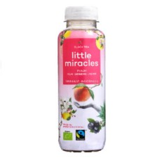 Little Miracles Black Tea Bio 330ml
