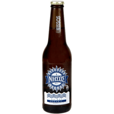 Nisos Bio Lager Beer 330ml