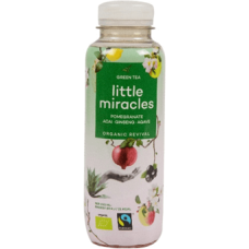 Little Miracles Green Tea Bio 330ml