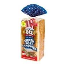 Super Soft Bread For Tost 750gr