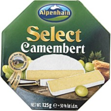 CamembertCheese Select 125gr
