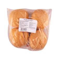 Frozen Mini Burger Buns 8 Pack