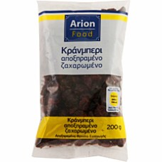 Dried cranberry's 200gr