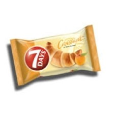 7Days Croissant with Apricot Cream 70gr